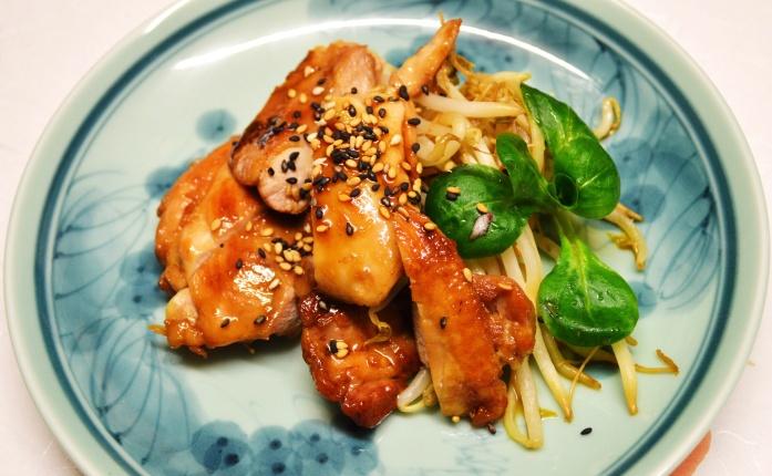 chicken teriyaki pic