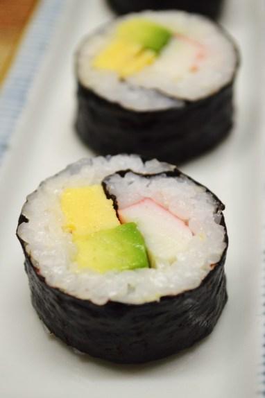 more sushi 004