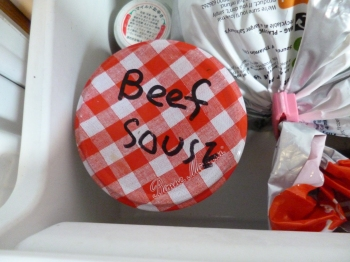 beef souse